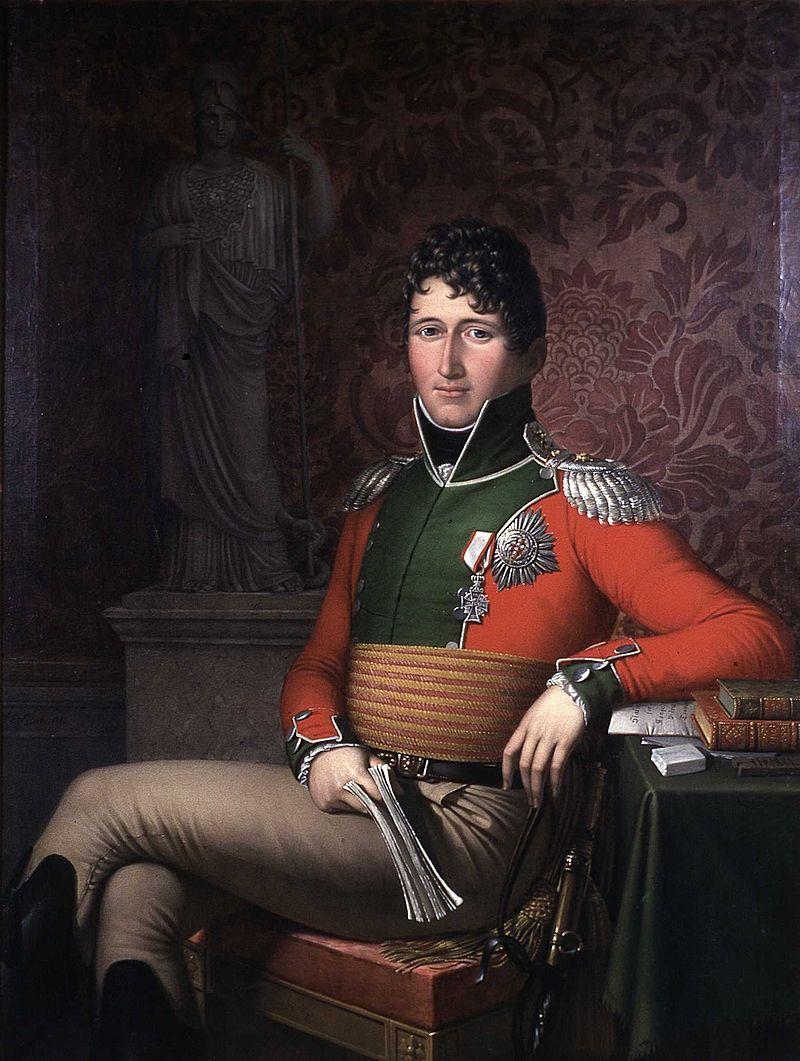 Christian Frederik var konge i en svært kort stund i 1814, men han fikk innført grunnloven sammen med eidsvollsmennene.