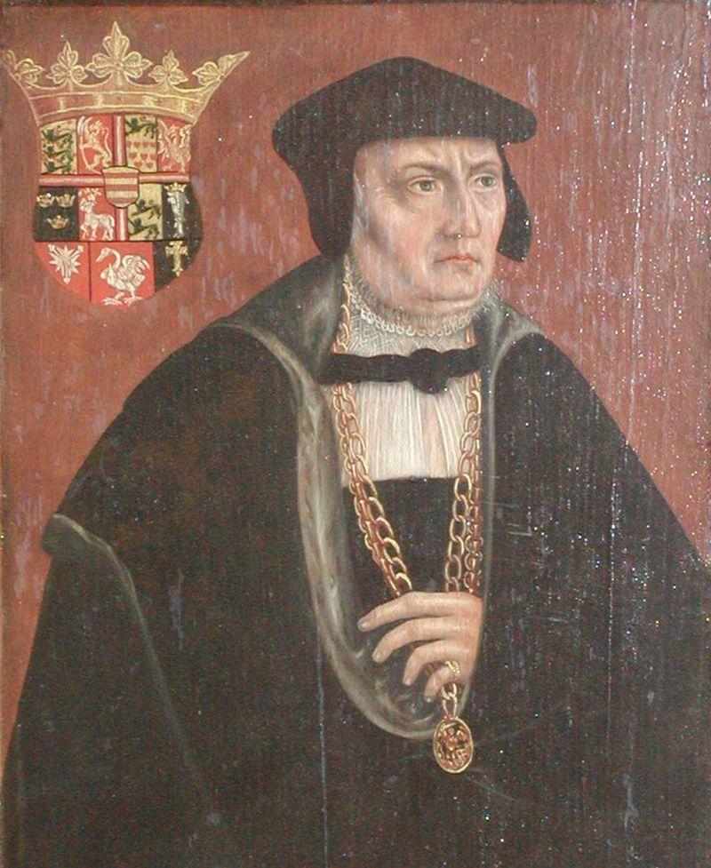 Frederik I var lite opptatt av Norge, og for oss ble hans ti år lange regime av liten betydning.