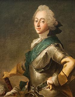 Frederik V var en av de mest fordrukne kongene i kongerekken.