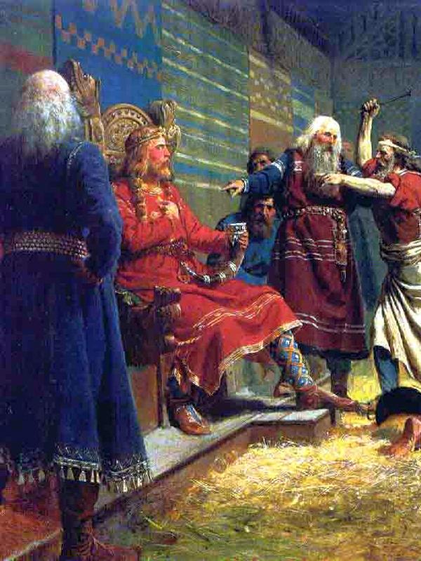 Håkon den gode var flink til å samarbeide og fordele makt for å sitte trygt.