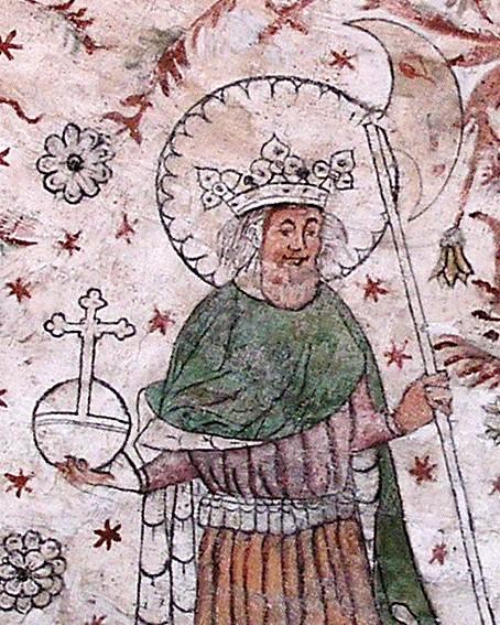 Olav den hellige kristnet Norge, men han var også en brutal hersker.