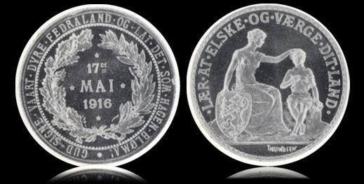 17. mai-medaljene