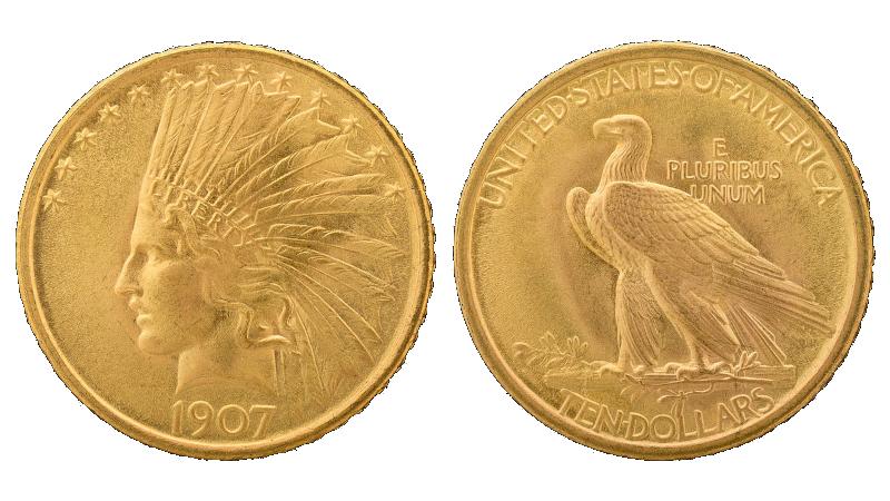 Samlerhuset Indian Head Eagle