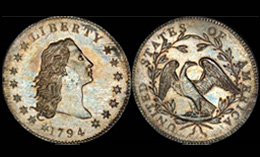 Besøkte Norge: Verdens dyreste mynt og den amerikanske uavhengighetserklæringe…