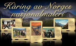 Vær med på å kåre Norges nasjonalmaleri