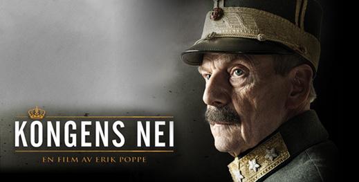 """""""Kongens nei"""" kommer på kino 23. september"""