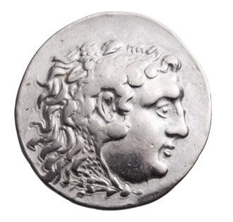 Aleksander den store-mynt
