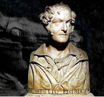 Benedetto Pistrucci er en av de mest anerkjente gravørene i mynthistorien