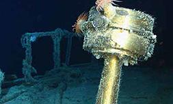 Krigssølvet fra havdypet