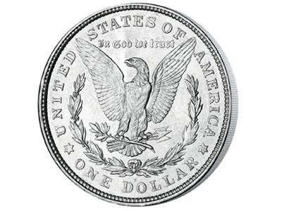 Navnet dollar kommer fra Joachimsthal