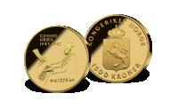 1500 kr Edvard Grieg 1993 i original skrin