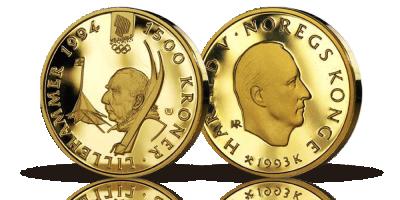 1500 kr OL Polarekspedisjon1993