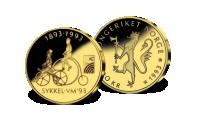 1500 kr Sykkel-VM 1993