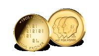 1500 kr Hundreårsmynt 2005