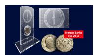 20 kroner 2018 i spesialdesignet display