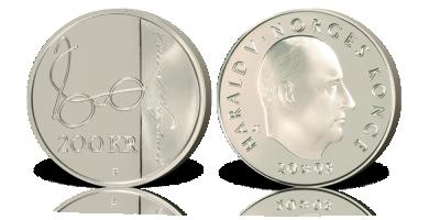 200 Kroner Wergeland 2008