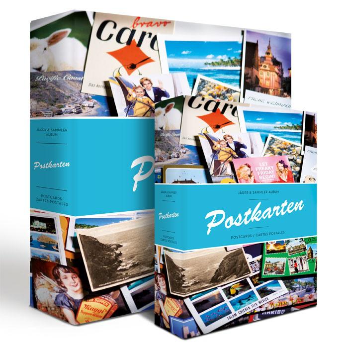 Postkortalbum i stilig design