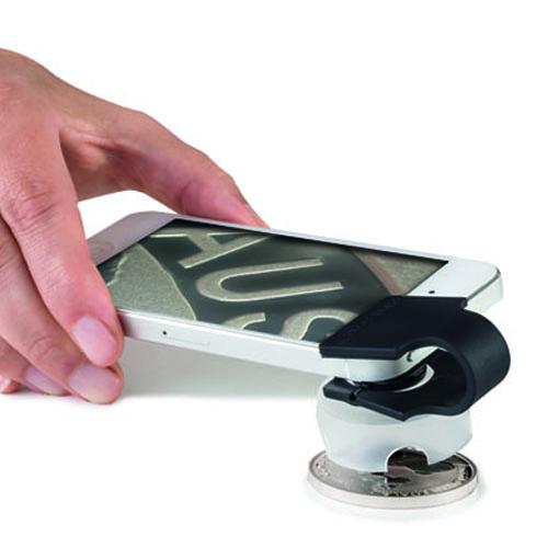 Linse til smarttelefon