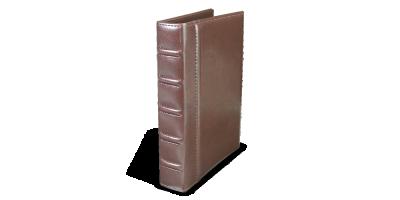 Album Standard A5 brun