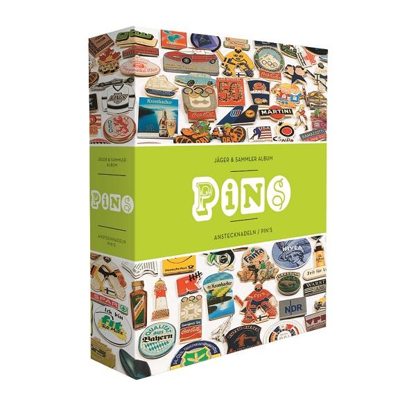 Pins-album-oppbevaring