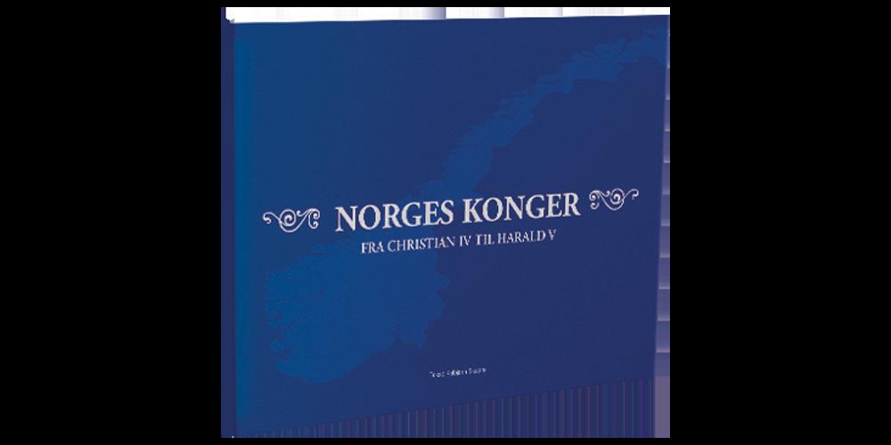 Boka Norges konger