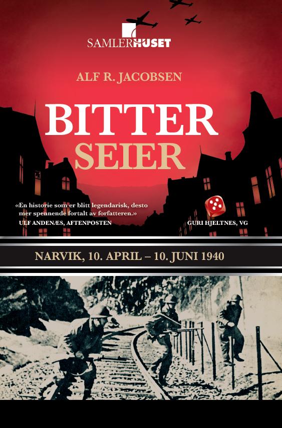 """Boken """"Bitter Seier"""" - nå til KUN 99 kr!"""