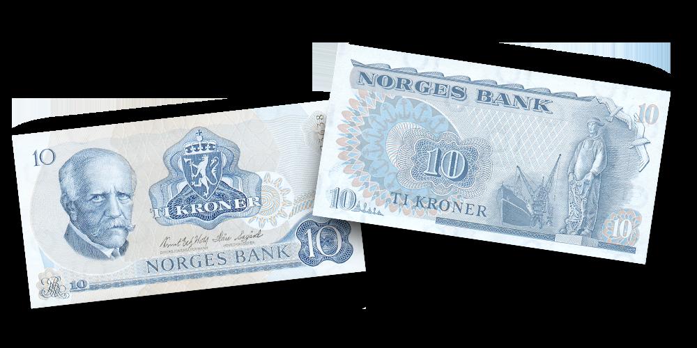 """Den norske klassikeren - """"Blåtier'n"""""""