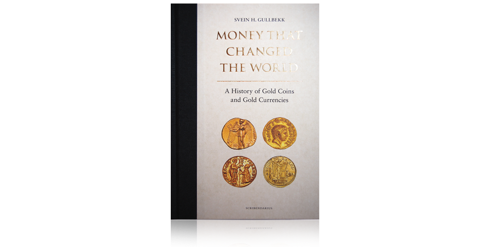 "Påskegave: Boken ""Money that changed the world"""