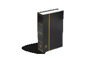 Safen ser ut som en bok
