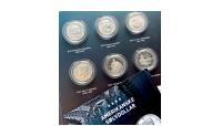 Samlingsbilde av Amerikanske sølvdollar