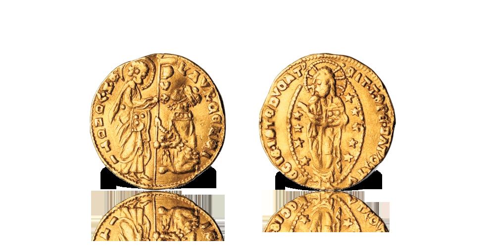 Venezia gulldukat 1284-1797