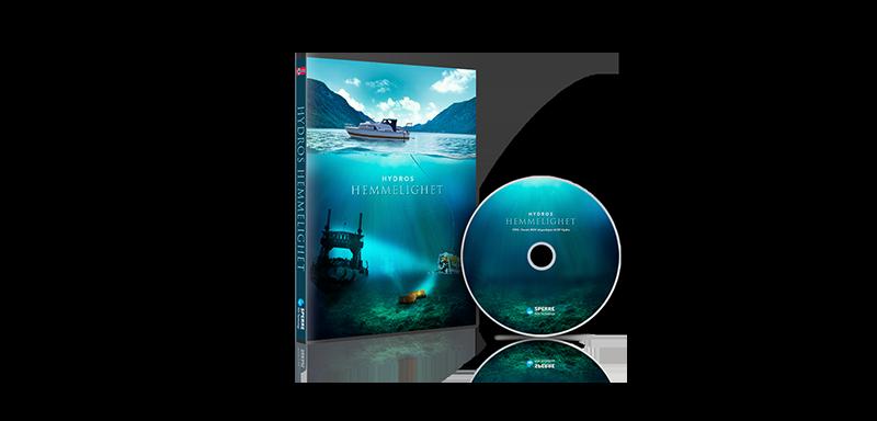 GRATIS GAVE: DVD Hydros hemmelighet