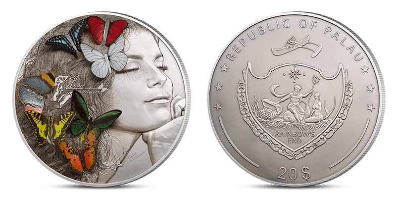 Fantastisk myntkunst!