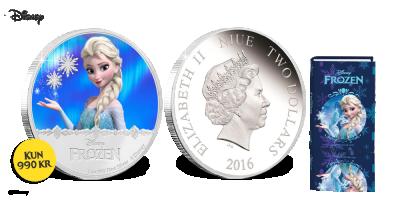 Endelig, den 'norske' Disney prinsessen som alle har ventet på!