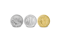 Mynter fra settet Europas mynter