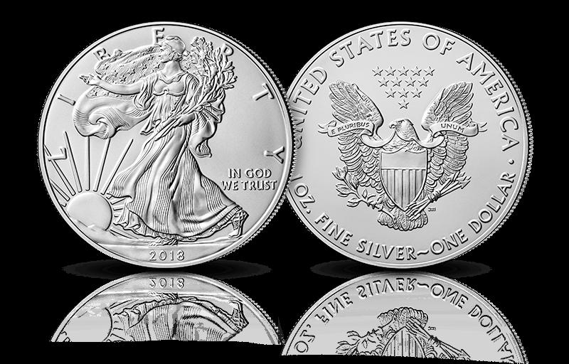 En av verdens mest populære sølvmynter!