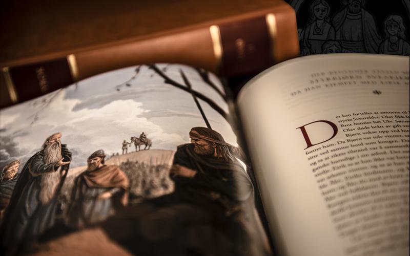 Flatøybok – vårt viktigste bokverk!