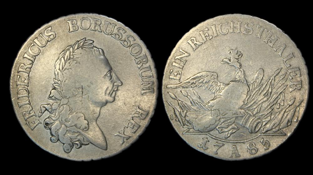 Mynten til en av Europas beste konger