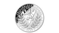 Kong Haakon VII gigantmedalje revers