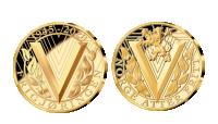 Frigjørngsmedaljen i gull