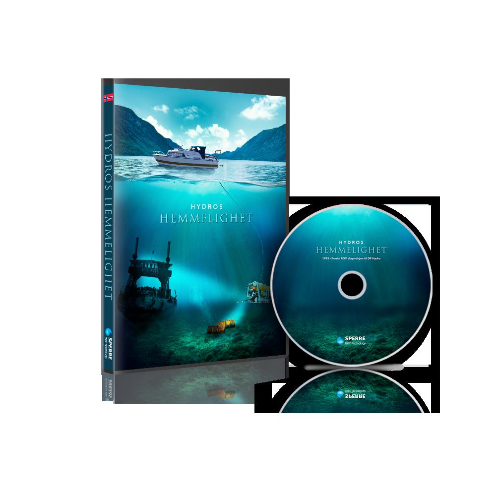"""Gjør et kupp på DVD`en """"Hydros Hemmelighet""""!!"""