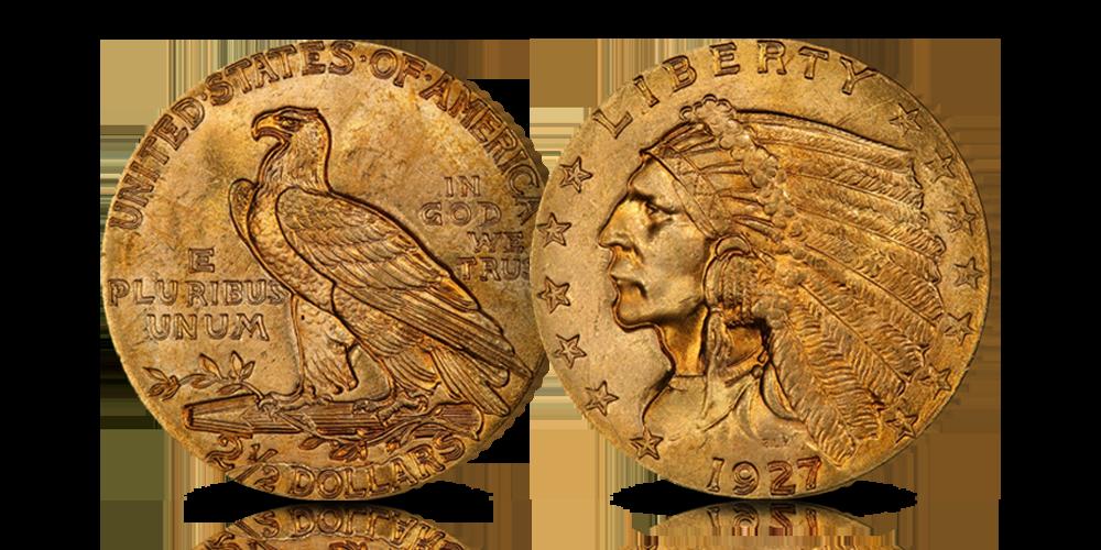 En av Amerikas mest legendariske gullmynter