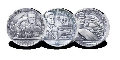Kampen for Frihet sølvsett