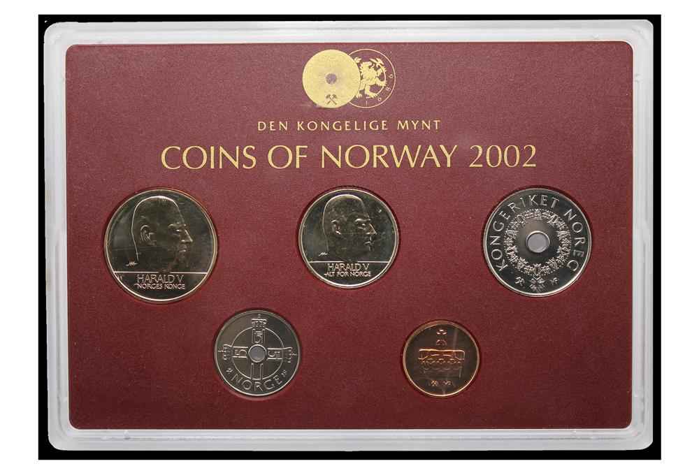 Klassisk årssett 2002