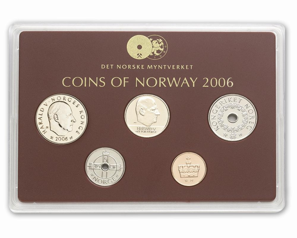 Klassisk myntsett 2006