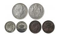 Myntene i 3-myntsettet
