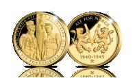 Alt for Norge gullmedalje 9 karat