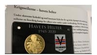 Krigsseilermedaljen i hefte