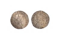 Leo II av Kilikia sølvmynt 2 tram