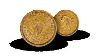 Liberty head 2,5 dollar